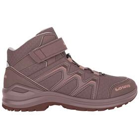 Lowa Maddox GTX Chaussures Enfant, brown rose